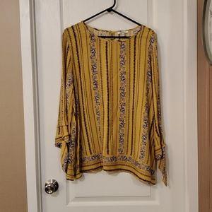 NWT Jodifl Size Large Womens Boutique Shirt